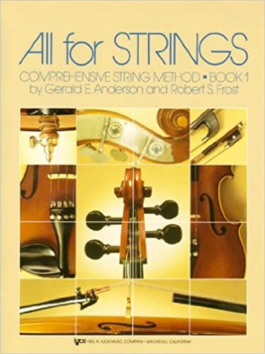 All For Strings - Volume 1 - Partition - laflutedepan.com