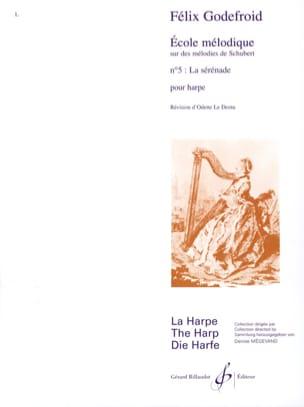 Ecole mélodique sur des mélodies de Schubert - n° 5 : La sérénade laflutedepan