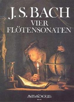 4 Flötensonaten BWV 1030, 1032, 1034 et 1035. - laflutedepan.com