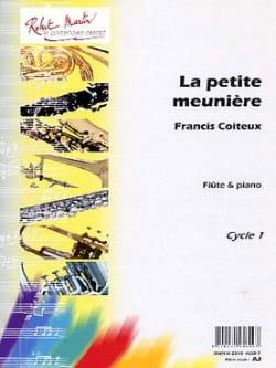 La Petite Meunière Francis Coiteux Partition laflutedepan