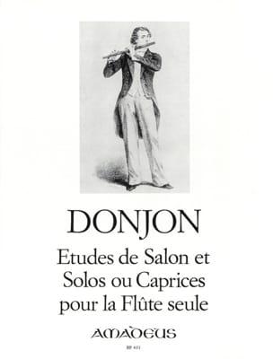 Etudes de Salon et Solos ou Caprices - Flûte laflutedepan
