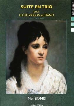 Suite en trio - Mel Bonis - Partition - Trios - laflutedepan.com