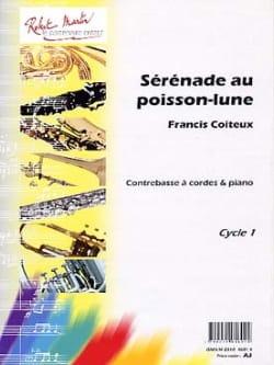Sérénade au Poisson-Lune Francis Coiteux Partition laflutedepan