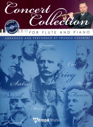 Concert Collection for Flute and Piano Partition laflutedepan
