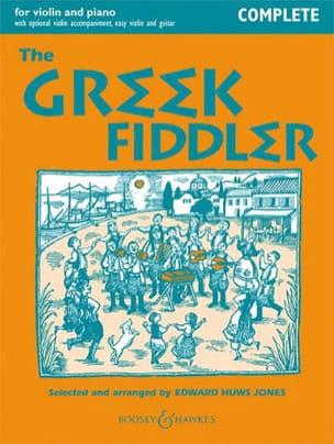 The Greek Fiddler Complete Partition Violon - laflutedepan