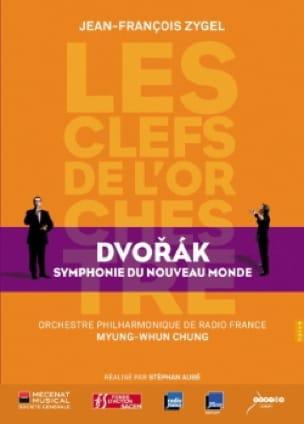 Les Clefs de l' Orchestre - Dvorák - laflutedepan.com
