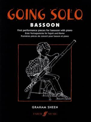 Going Solo -Bassoon Graham Sheen Partition Basson - laflutedepan