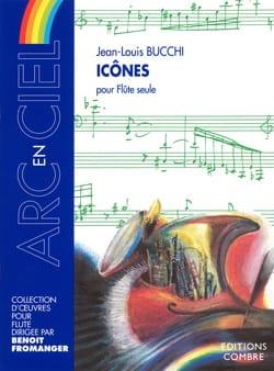 Icônes - Jean-Louis Bucchi - Partition - laflutedepan.com