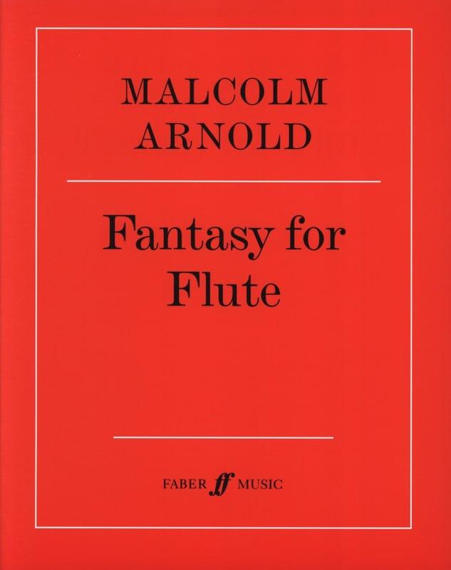Fantasy For Flute Op. 89 - Malcolm Arnold - laflutedepan.com