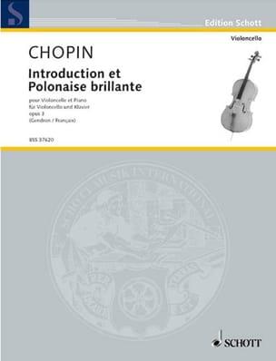 Introduction et Polonaise brillante op. 3 CHOPIN laflutedepan