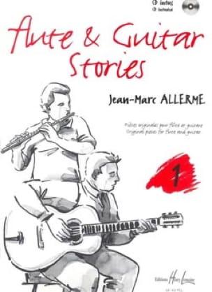 Flute And Guitar Stories Volume 1 - laflutedepan.com