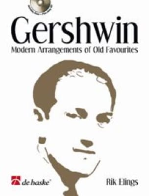 Gershwin Modern Arrgts Of Old Favourites - laflutedepan.com