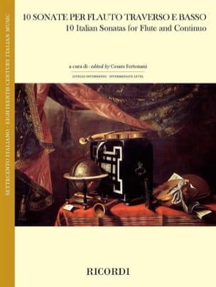 - 10 Italian Sonatas - Partition - di-arezzo.co.uk