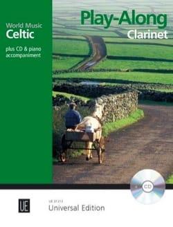 World Music Celtic - Clarinette Partition Clarinette - laflutedepan