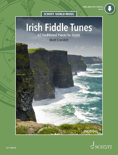 Irish Fiddle Tunes - Partition - Violon - laflutedepan.com