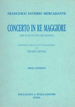 Concerto in re maggiore - flauto piano Saverio Mercadante laflutedepan