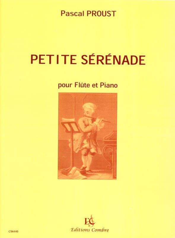 Petite sérénade - Pascal Proust - Partition - laflutedepan.com