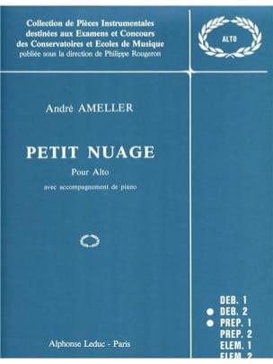 Petit nuage André Ameller Partition Alto - laflutedepan