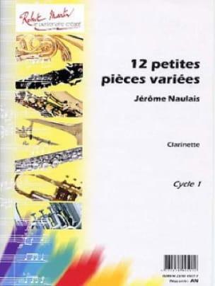 12 Petits Pièces Variées - Clarinette - laflutedepan.com