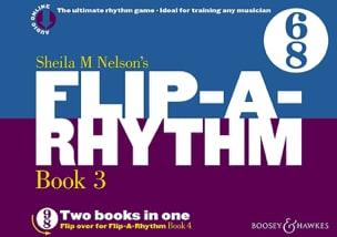 Flip a Rythm vol 3+4 Sheila M. Nelson Partition laflutedepan