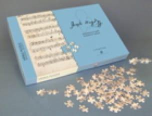 Puzzle Haydn - Jeu - Partition - laflutedepan.com