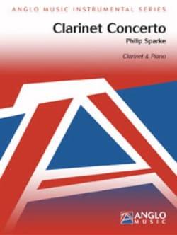 Clarinet Concerto Philip Sparke Partition Clarinette - laflutedepan