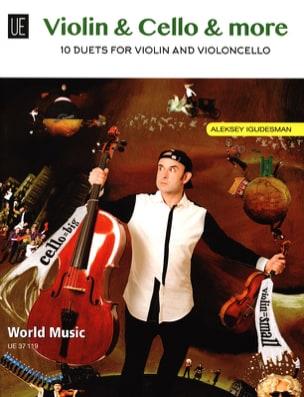 Violin & Cello & More - Aleksey Igudesman - laflutedepan.com