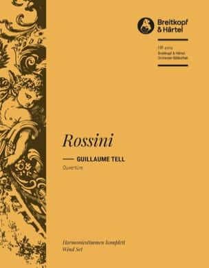 Guillaume Tell, Ouvertüre -Bläser ROSSINI Partition laflutedepan