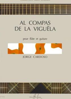 Al Compas De la Viguëla - Jorge Cardoso - Partition - laflutedepan.com