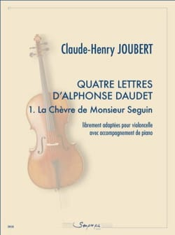1. La chèvre de Monsieur Seguin - Violoncelle et Piano laflutedepan