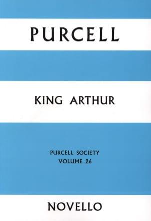 King Arthur - Score PURCELL Partition Grand format - laflutedepan