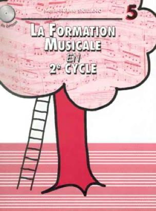 La Formation Musicale en 2ème Cycle - Volume 5 - laflutedepan.be