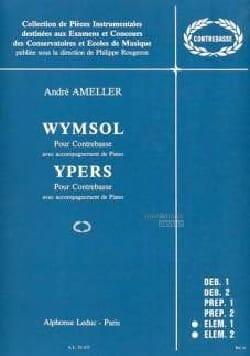 Wymsol / Ypers André Ameller Partition Contrebasse - laflutedepan