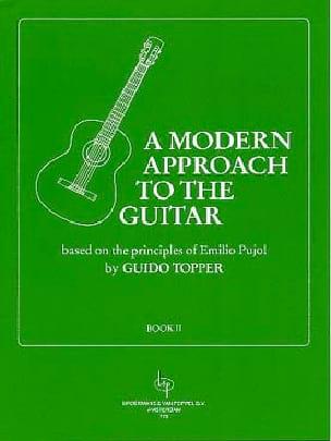 A Modern Approach To The Guitar Volume 2 - laflutedepan.com