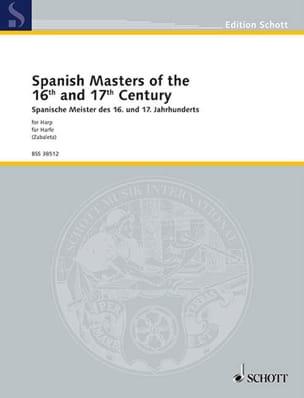 Spanish masters of the 16th-17th Century -Harp laflutedepan