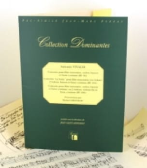 Concertos RV 96, 104 et 106 - VIVALDI - Partition - laflutedepan.com