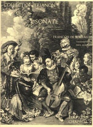 1ère Sonate - Flûte et harpe ou clavecin - laflutedepan.com