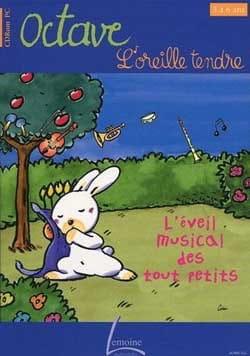 Octave, L'oreille Tendre - CD Rom Sylvie Villemin laflutedepan
