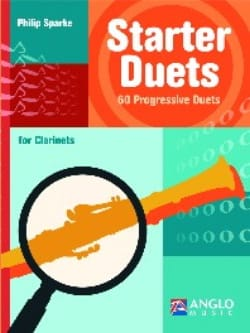 Starter Duets for Clarinets Philip Sparke Partition laflutedepan