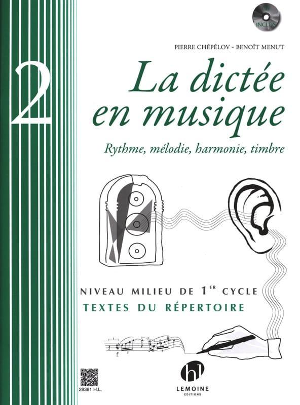 La Dictée en Musique Volume 2 - laflutedepan.com