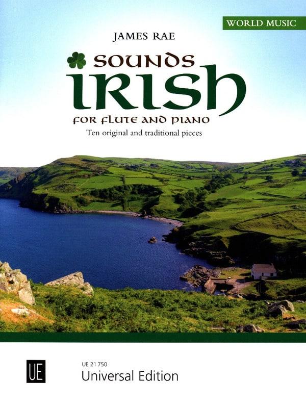 Sounds Irish - Partition - Flûte traversière - laflutedepan.com