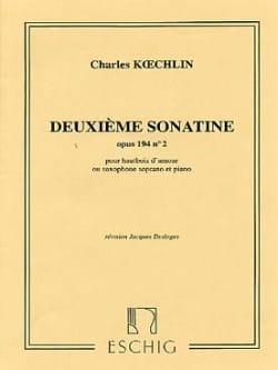 2ème Sonatine op. 194 n° 2 - Hautbois d'amour laflutedepan