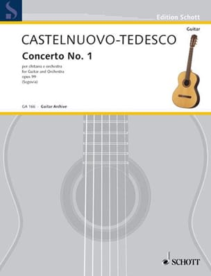 Concerto n° 1 op. 99 -Chitarra e pianoforte laflutedepan
