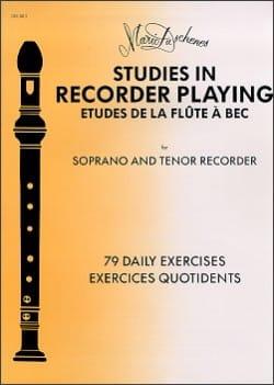 Studies In Recorder Playing - Soprano Recorder laflutedepan