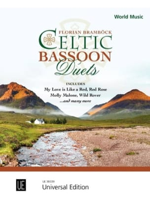 Celtic Bassoon Duets Partition Basson - laflutedepan