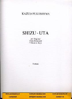 Shizu Uta Kazuo Fukushima Partition Grand format - laflutedepan