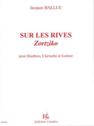 Sur les Rives - Zortziko - jacques Ballue - laflutedepan.com