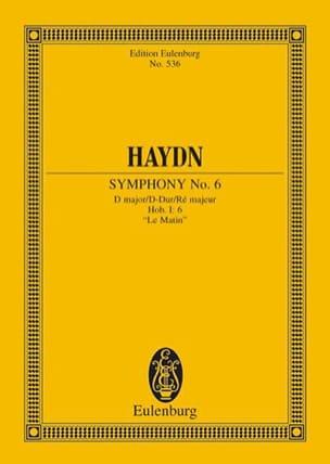HAYDN - Sinfonía Nr. 6 D-Dur La mañana - Partition - di-arezzo.es