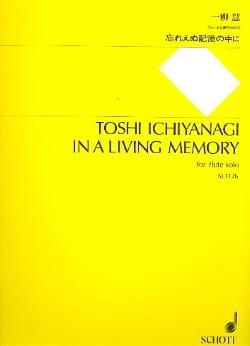 In a living memory - Flute solo Toshi Ichiyanagi laflutedepan