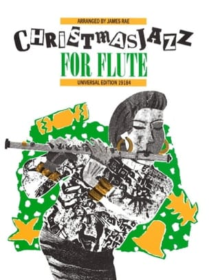 Christmas Jazz - Flute James Rae Partition laflutedepan